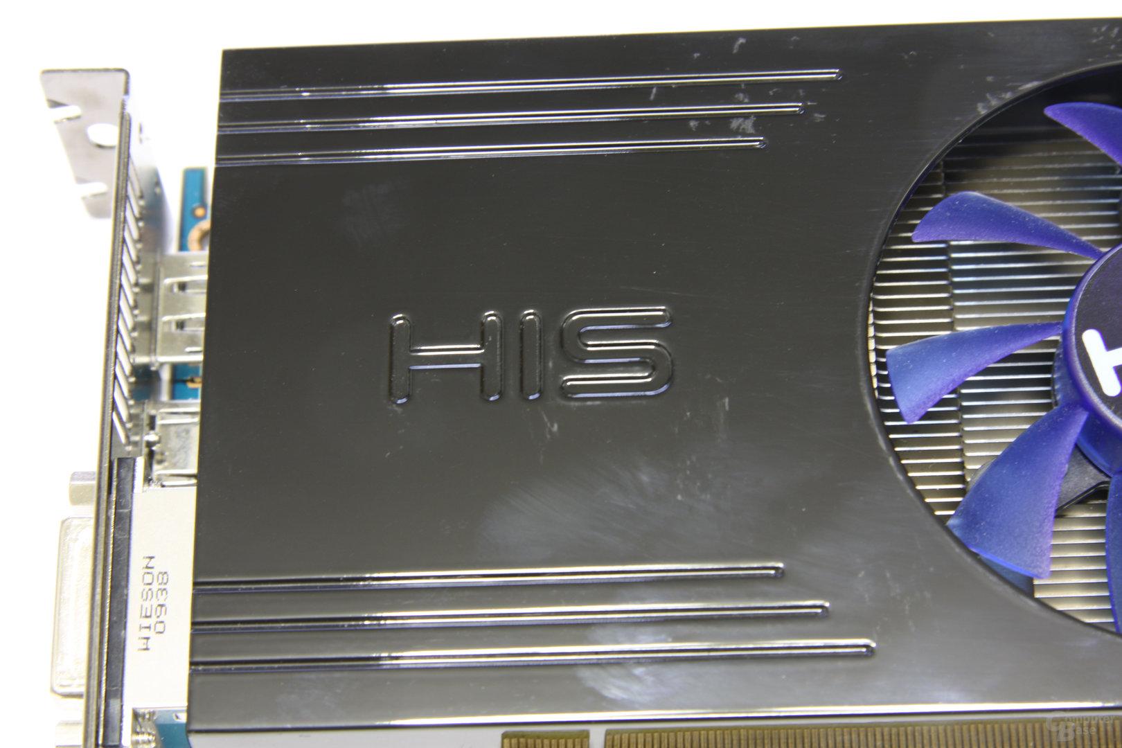 Radeon HD 5870 iCooler V Turbo Logo