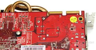 Radeon HD 5870 PCS+ CF-Anschlüsse