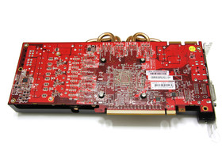 Radeon HD 5870 PCS+ Rückseite