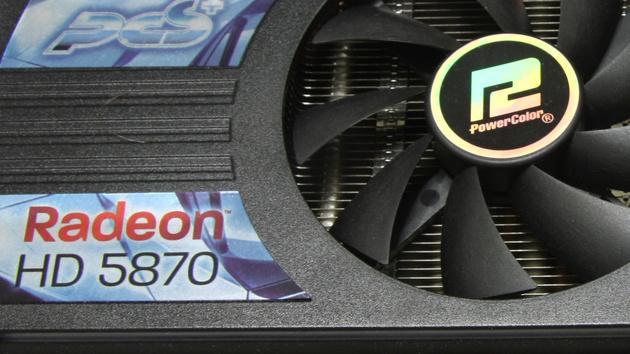 2 × HD 5870 im Test: PowerColor baut eine gute Radeon HD 5870, HIS aber nicht