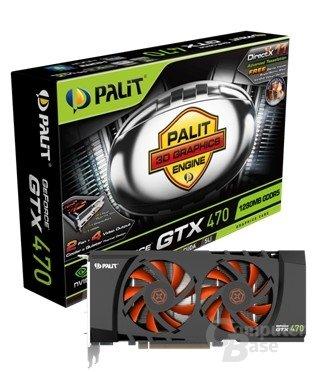 Palit GTX 470 eigenes Design