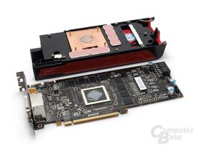 Testgrafikkarte: ATI Radeon HD5850