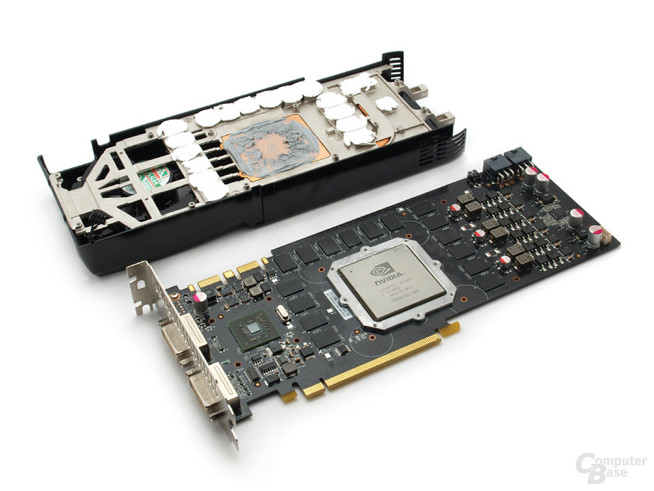 Testgrafikkarte: GeForce GTX285 OC von BFG