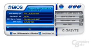 Gigabyte GA-890GPA-UD3H – Software