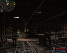 Stalker CoP – 4xMSAA