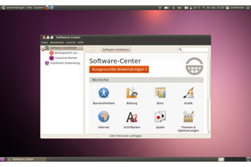 Ubuntu 10.04 – Softwarecenter