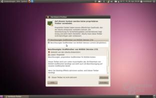 Ubuntu 10.04 – Grafiktreiber