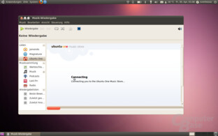 Ubuntu 10.04 – Ubuntu One Music Store