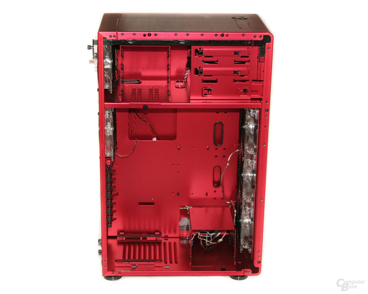 Lian Li PC-X900R – Innenansicht