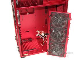 Lian Li PC-X900R – Staubfilter