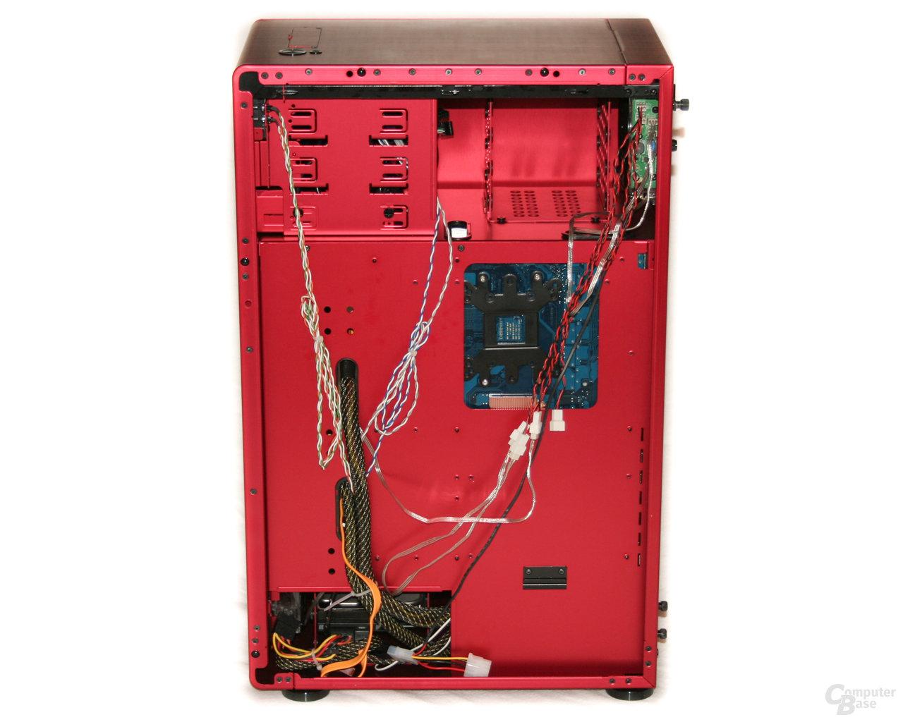 Lian Li PC-X900R – Hardware rechts