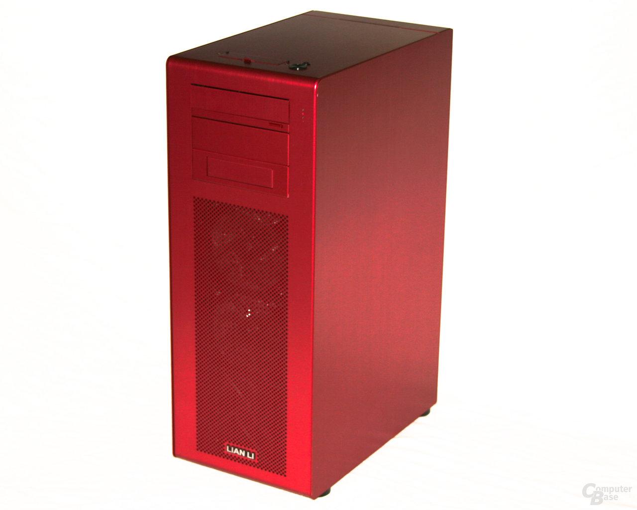 Lian Li PC-X900R – Front-Seite rechts