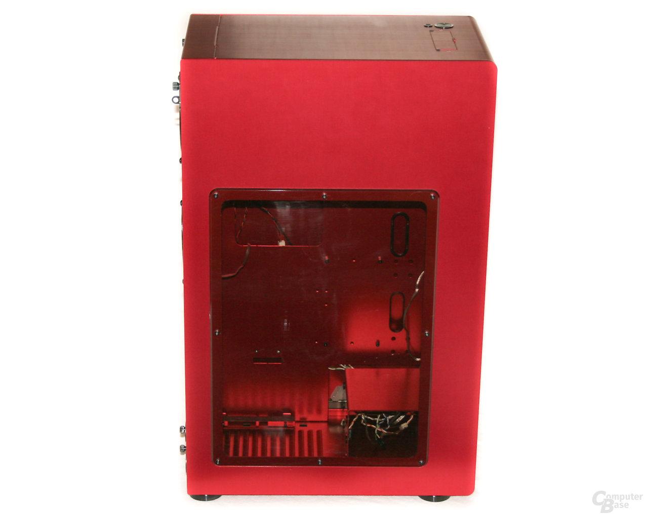 Lian Li PC-X900R – Seitenansicht links