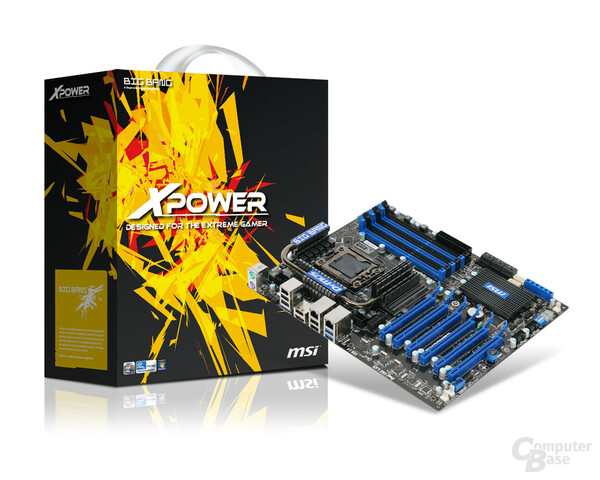 "MSI ""Big Bang XPower"""