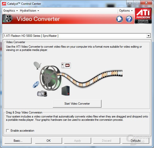 ATi Catalyst 10.4a Preview