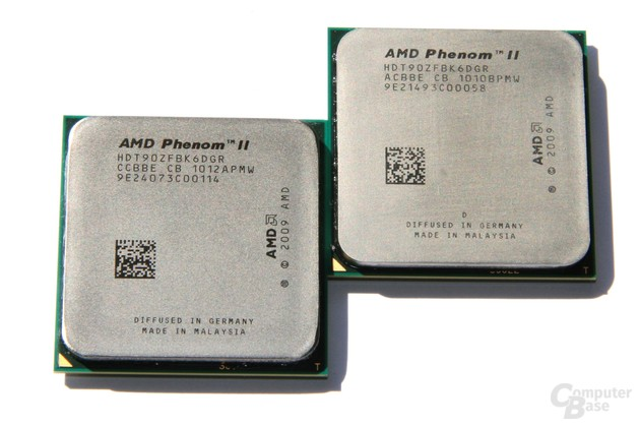 AMD Phenom II X6 1090T Black Edition