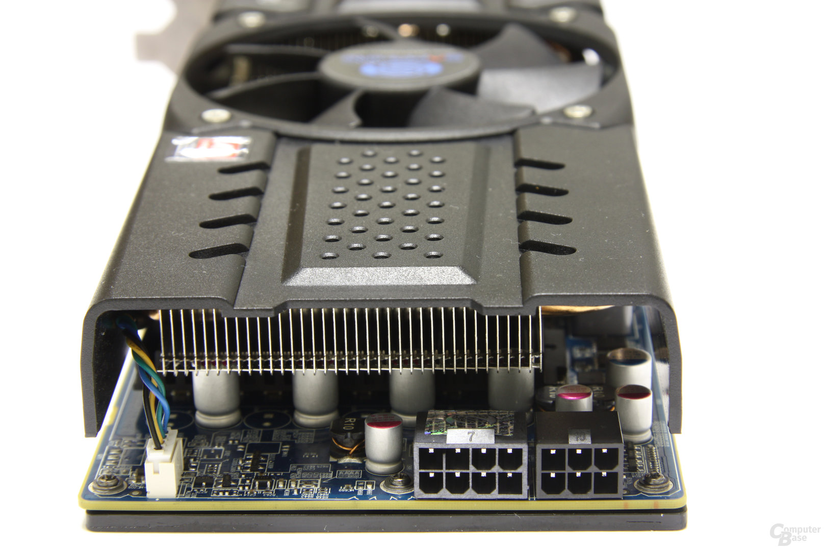 Radeon HD 5870 Toxic Stromanschlüsse