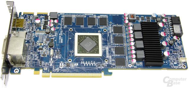 Radeon HD 5870 Toxic ohne Kühler