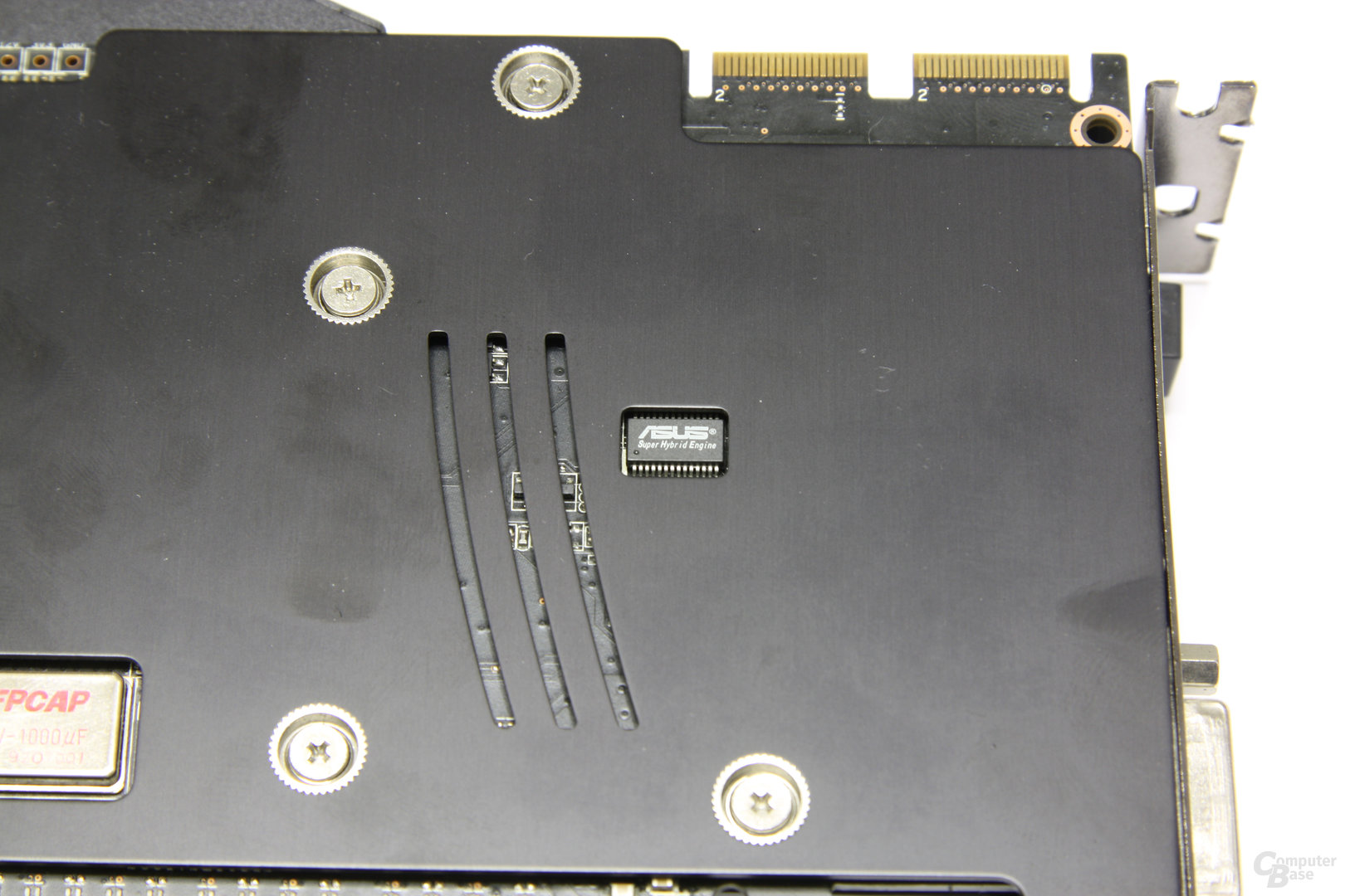Radeon HD 5870 Matrix Asus-Chip
