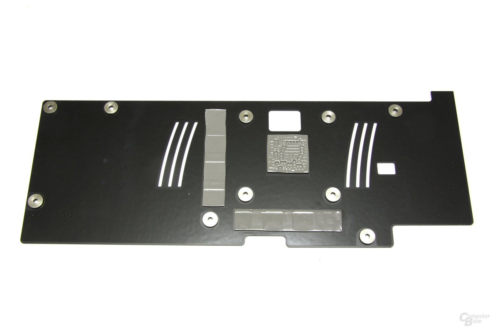 Radeon HD 5870 Matrix Kühlblech