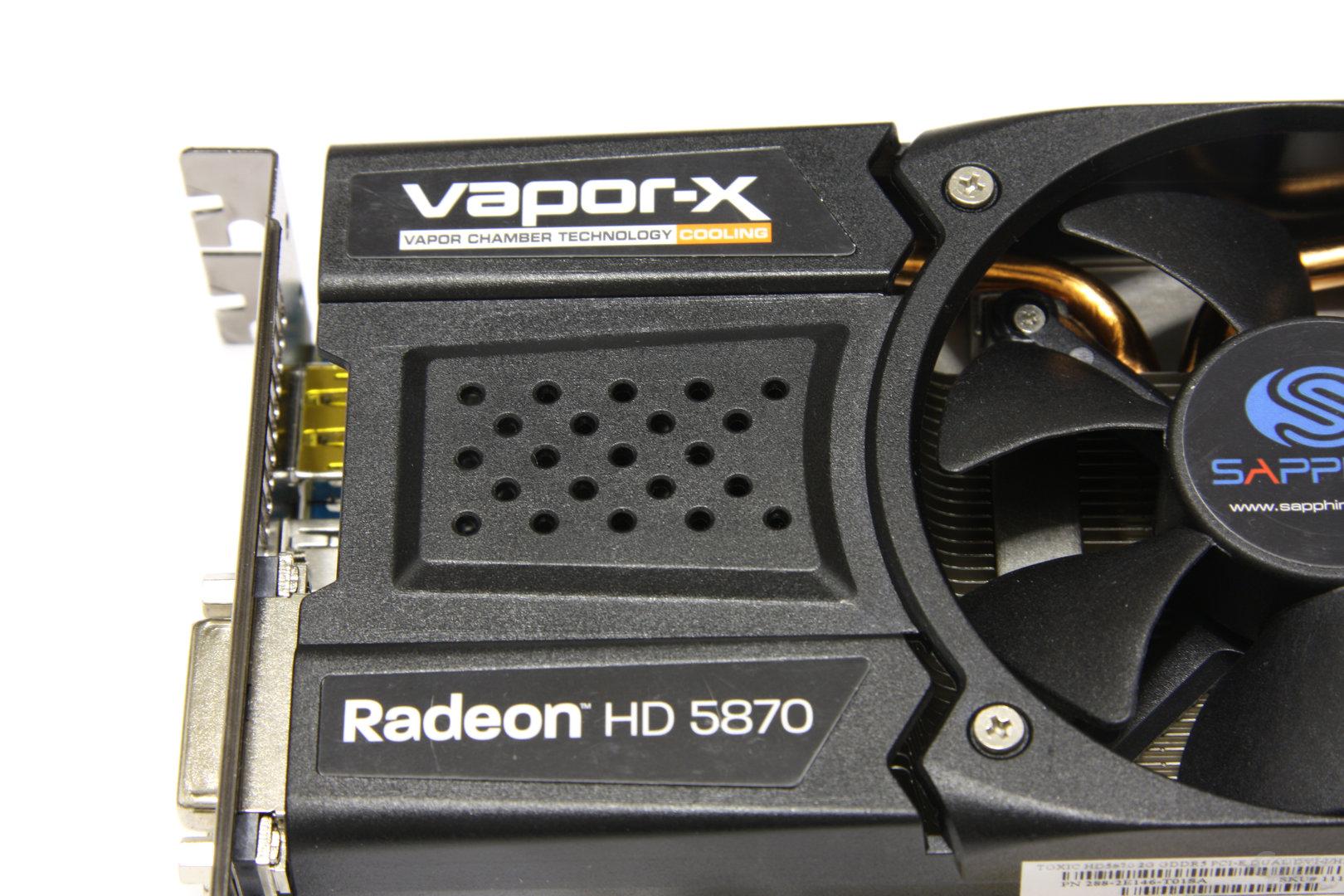 Radeon HD 5870 Toxic Logo