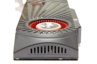 Radeon HD 5870 Matrix von hinten