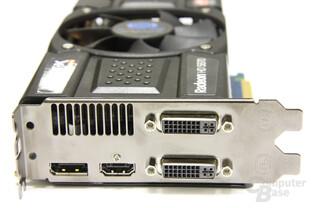 Radeon HD 5870 Toxic Slotblech