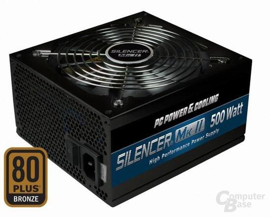 Silencer Mk II 500W