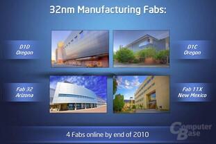 Vier Fabs Ende 2010