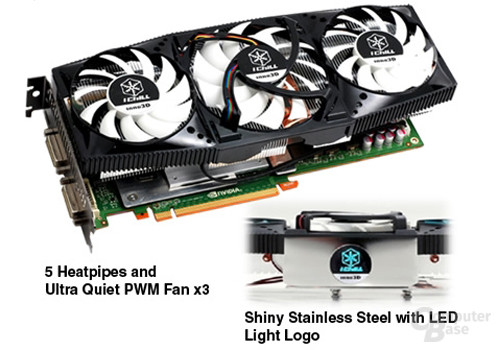 Inno3D GeForce GTX 470 Hawk