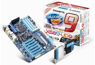 Gigabyte GA-X58A-UD9