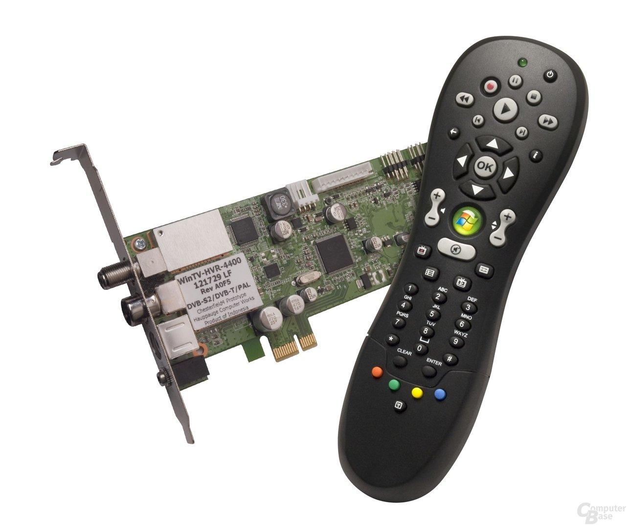 Hauppauge WinTV-HVR-4400-HD