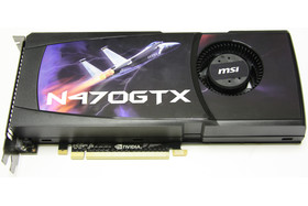MSI GeForce GTX 470