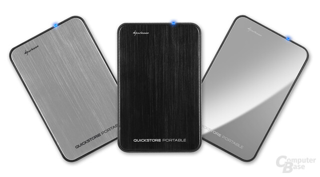 Sharkoon QuickStore Portable USB 3.0