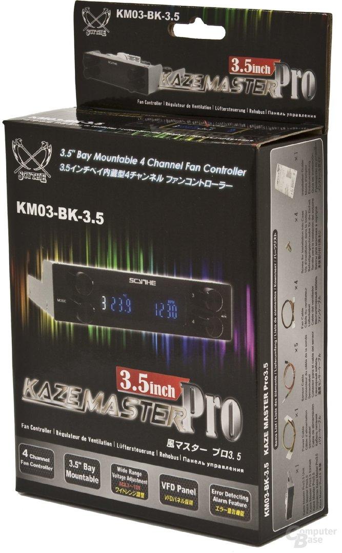 Scythe Kaze Master Pro 3.5