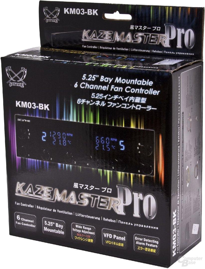 Scythe Kaze Master Pro 5.25
