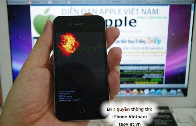 iPhone-Prototyp