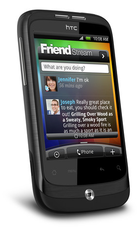 """Social Network""-App ""Friend Stream"""