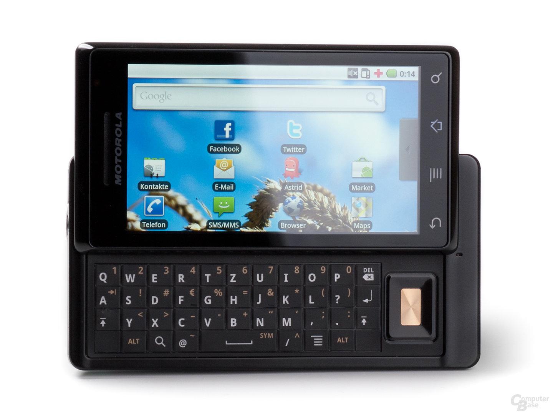 Motorola Milestone: Immer noch eine Alternative?