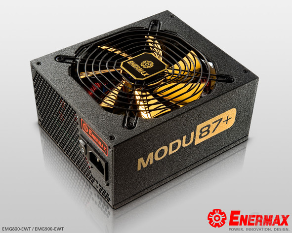 Enermax Modu87+ pulverbeschichtet