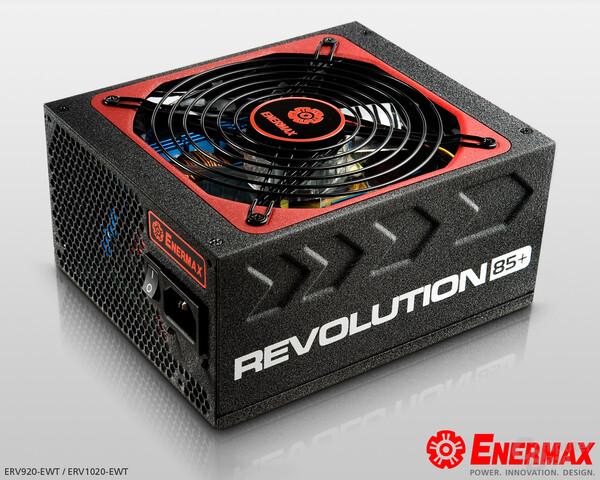 Enermax Revolution85+ überarbeitet
