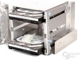 Lian Li PC-A77F – Festplatteneinschub