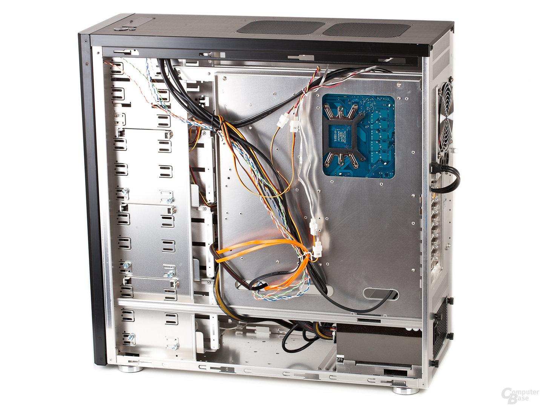 Lian Li PC-A77F – Testsystem