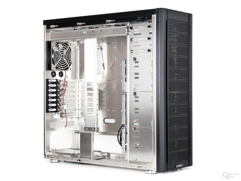 Lian Li PC-A77F – Innenraum