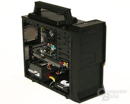 NZXT Vulcan – Hardware vorn
