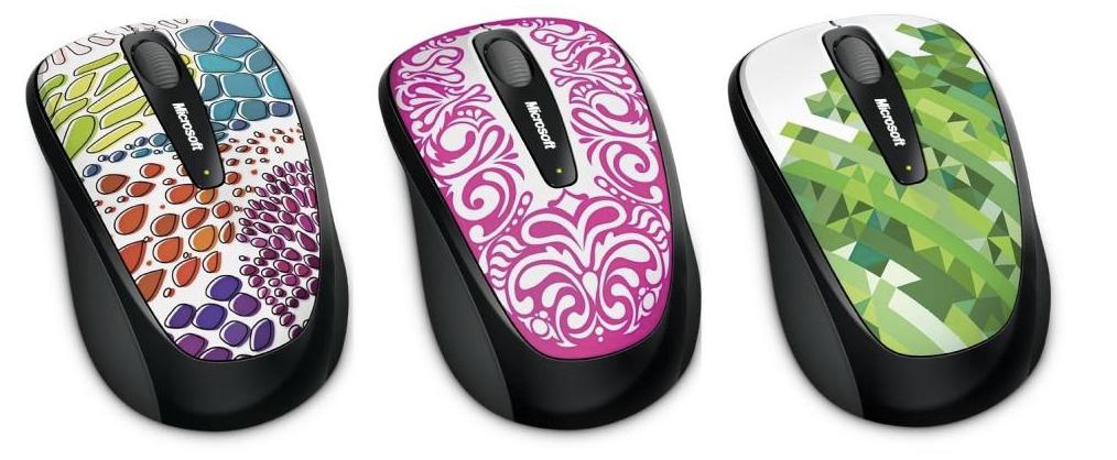 Wireless Mobile Mouse 3500 Studio Series