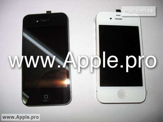 Weißes iPhone