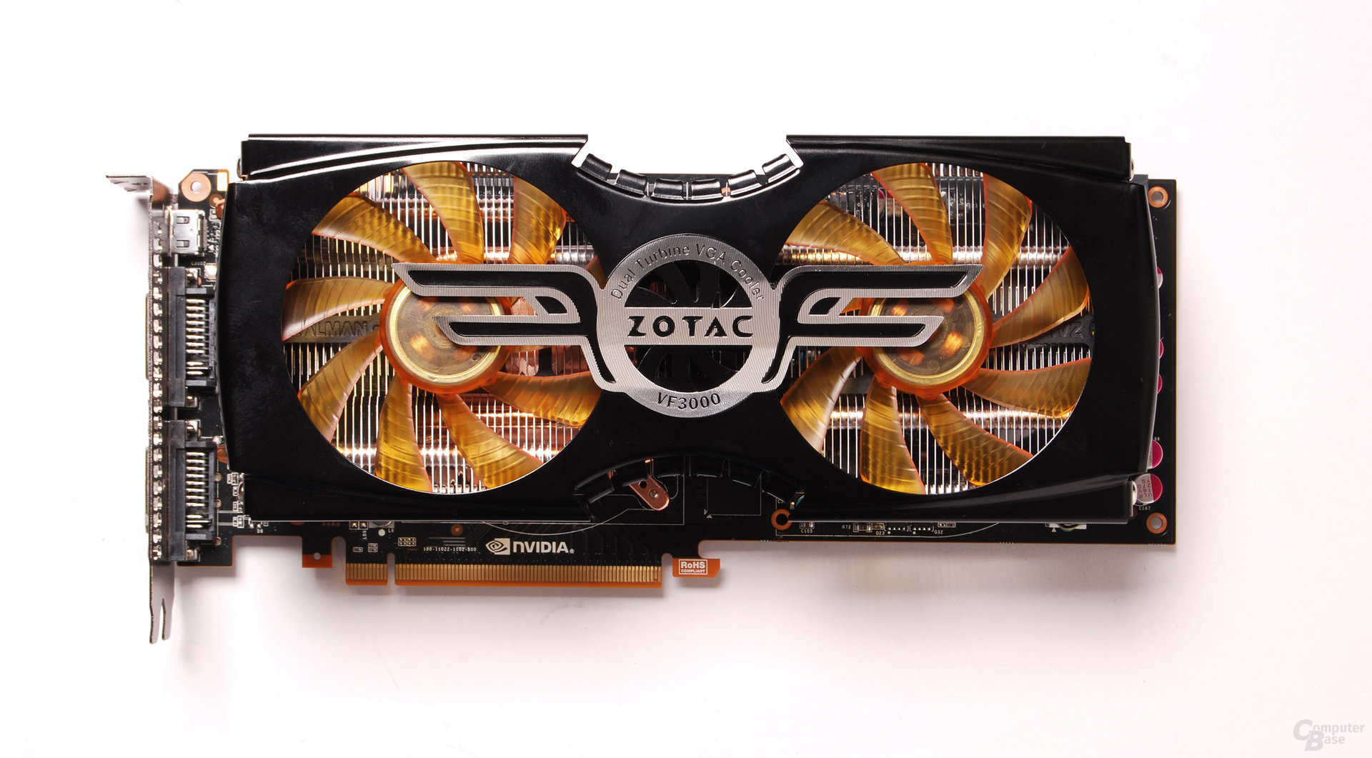 Zotac GeForce GTX 480 AMP! Edition