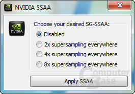 Nvidia GeForce 257.15