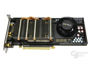 GeForce GTX 465 ohne Abdeckung